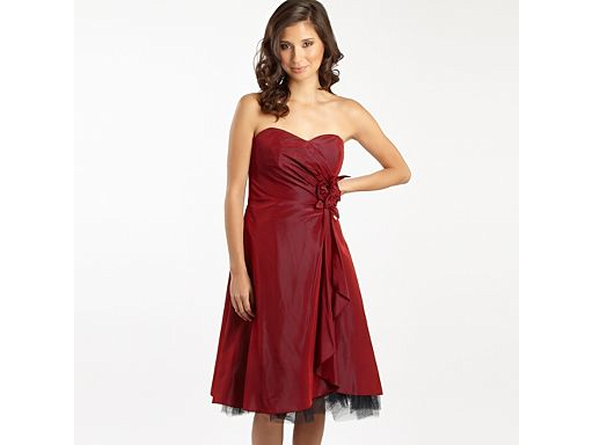 Red Bridesmaid Dresses Debenhams