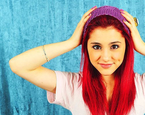 On-Trend and Cool Red Velvet Hair Dye