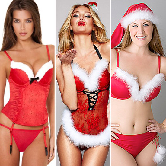 Cheap sexy christmas lingerie