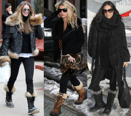 Sorel Winter Boots For Women