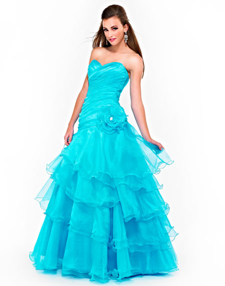 Super Sweet Sixteen Dresses