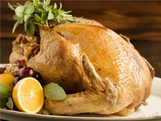 Thanksgiving Turkey Easy Recipe