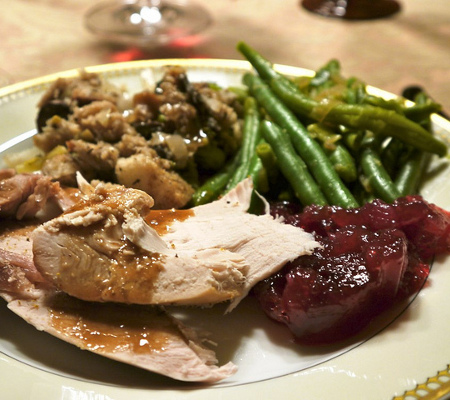 Traditional Thanksgiving Dinner Sides
