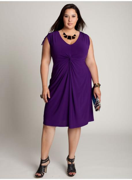 Trendy plus size clothing fashion belief