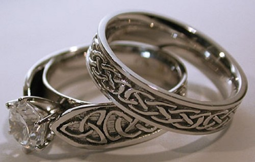 Unique Wedding Ring Design