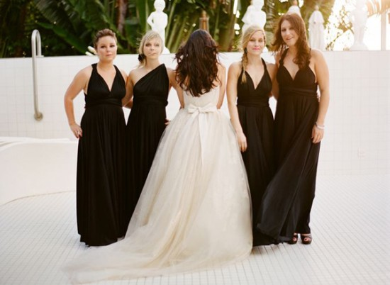 vera wang bridesmaid dresses