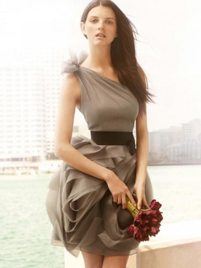 Vera Wang Bridesmaid Dresses 2012