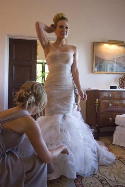 Wedding Dress Cinderella Story