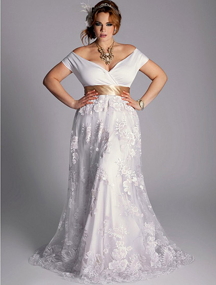 Wedding Dresses For Overweight Women