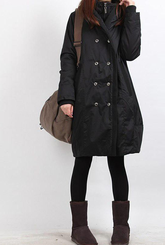 Fashionable: winter jackets for women
