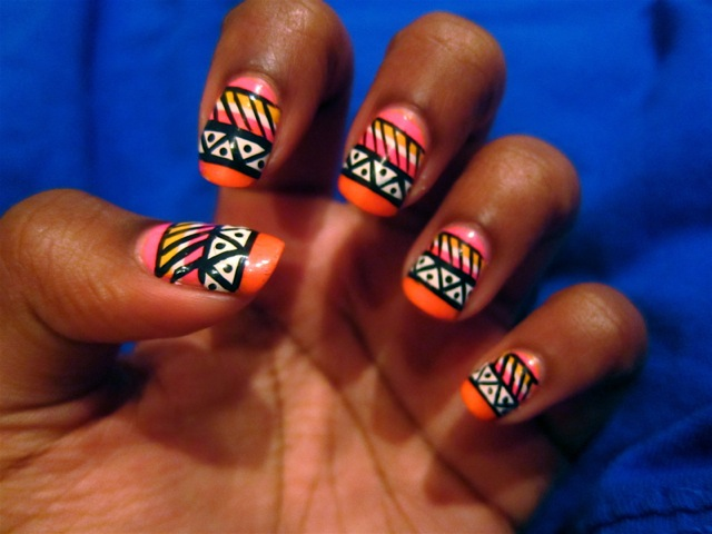 Acrylic Nail Design Tumblr | Fashion Belief