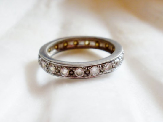 Antique Eternity Wedding Bands