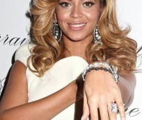 The Extremely Expensive Beyonce Wedding Ring