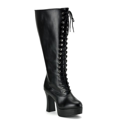 Black Boots For Women With Wide Calf