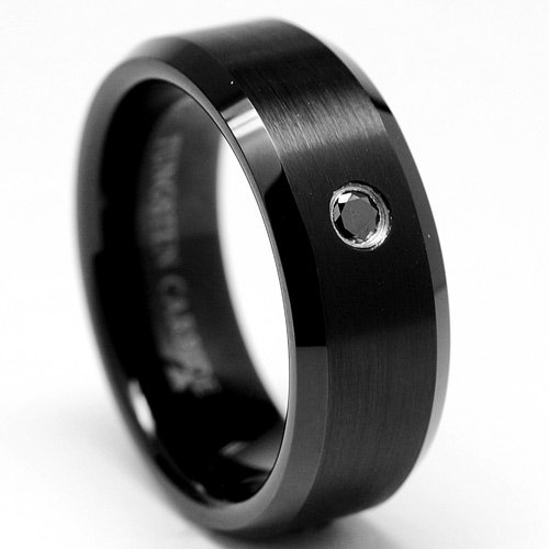 black engagement ring for men wwwpixsharkcom images