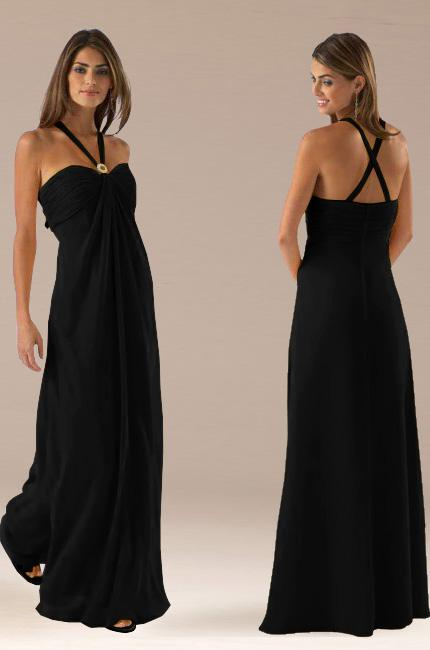 Black Maxi Dresses For Tall Women