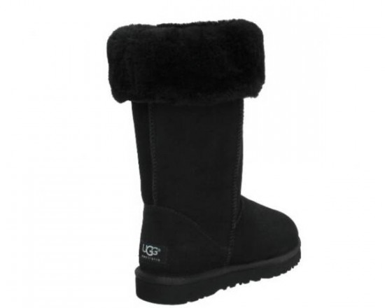 Black Ugg Boots Classic Tall