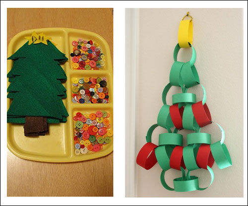Christmas craft ideas for toddlers fashion belief for Easy crafts for christmas presents