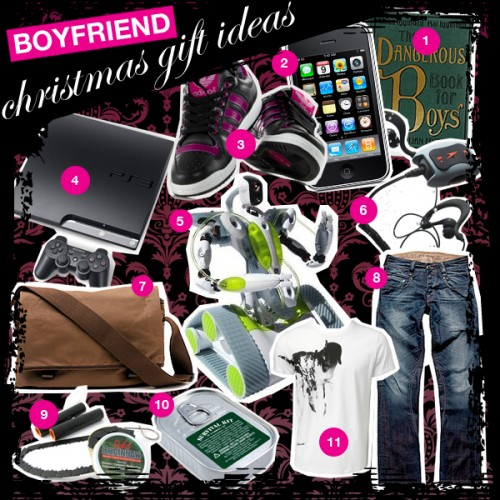 christmas gift ideas for boyfriend teenage