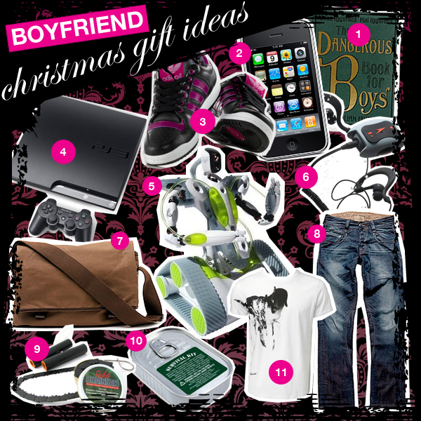 Christmas Gift Ideas For Teenage Boyfriend | Fashion Belief