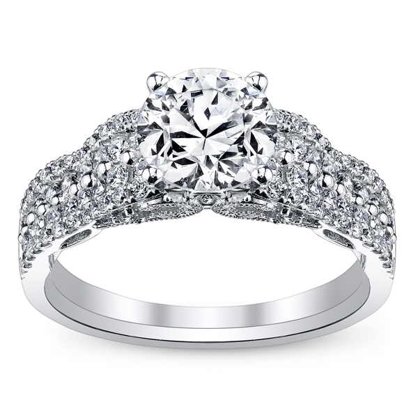 Custom Wedding Ring Ideas