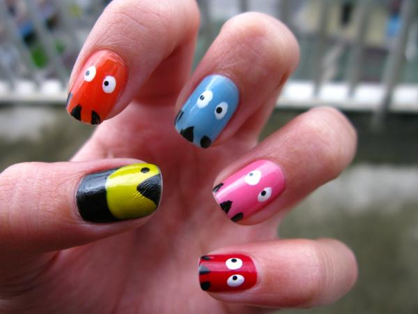 Cute And Easy Nail Designs For Kids