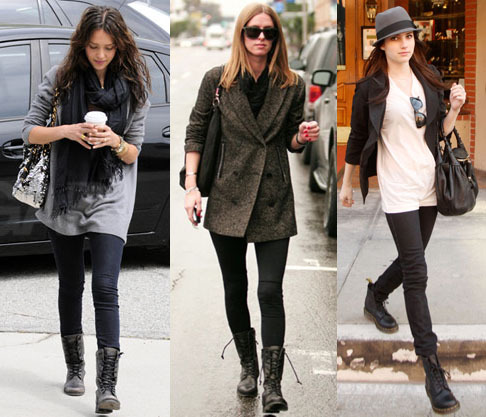 Cute Military Boots For Women