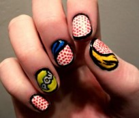 Going Across to the Cute Nail Designs for Short Nail