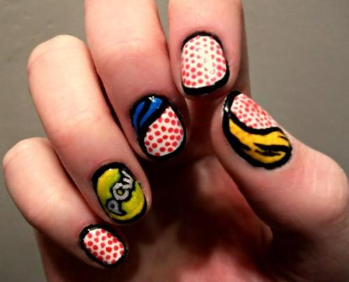 Cute Nail Designs for Short Nail Photos
