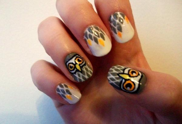 Cute Nail Designs for Short Nail Pictures