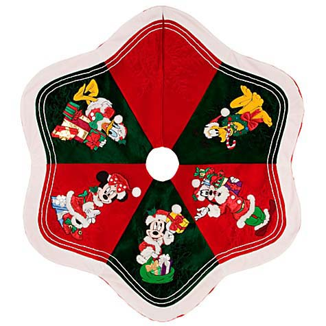 Disney Christmas Tree Skirt