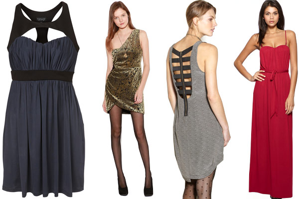 Dress Up Holiday Party Dresses