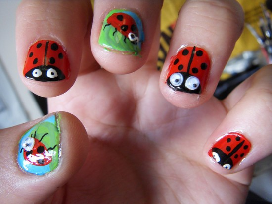 Cute Easy Nail Designs For Short Nails Fashion Belief