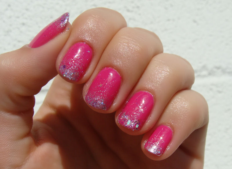 Easy Nail Designs for Short Nails Picts