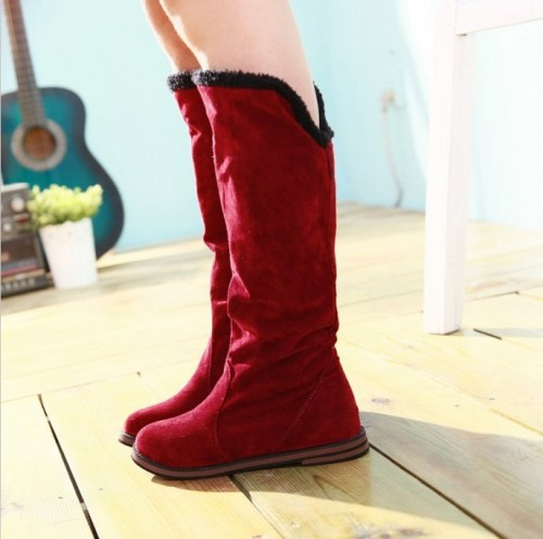 Flat Boots For Women Cheap