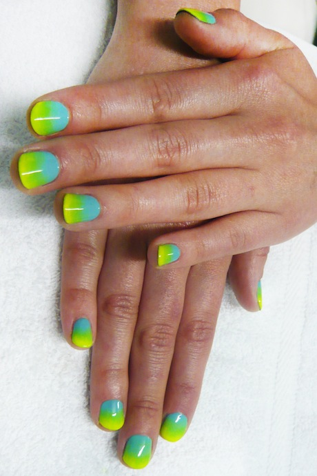 French Manicure Designs Tumblr Fashion Belief