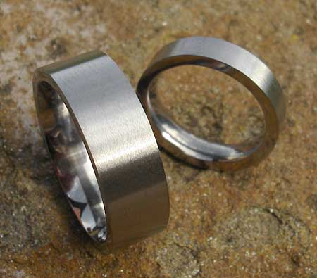 Inexpensive Mens Wedding Rings