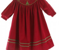 Many Designs and Model of Infant Christmas Dresses