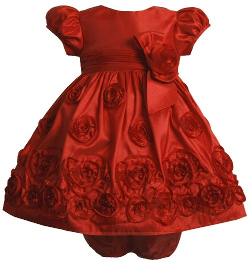 Infant Toddler Christmas Dresses