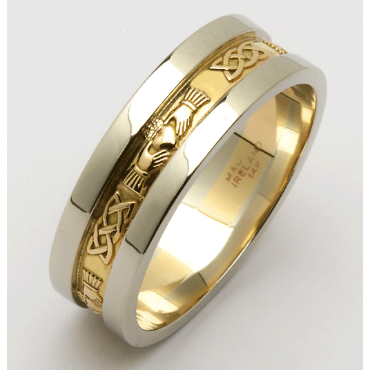 Irish Wedding Rings Claddagh