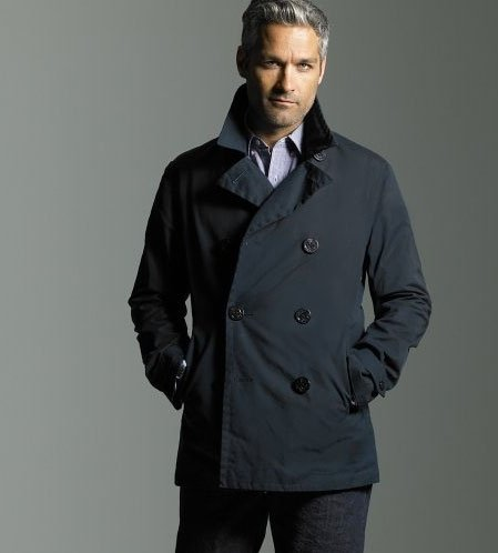16 best Overcoats images on Pinterest | Coats for men, Men's style ...