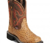 Perfectly Boho Style with Justin Boots for Women