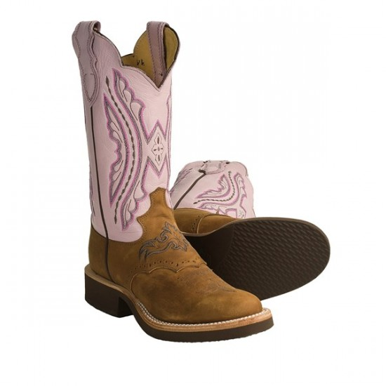 Justin Boots For Women Wide Width