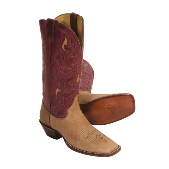 The Traditional Women's Cowboy Boots