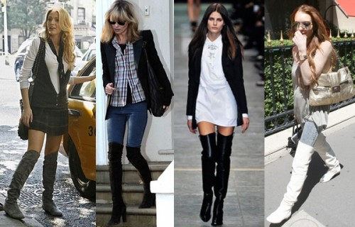Knee High Boots For Tall Women