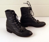 The Trendy Lace Up Boots for Women