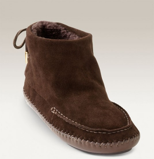 Moccasin Ankle Boots For Women