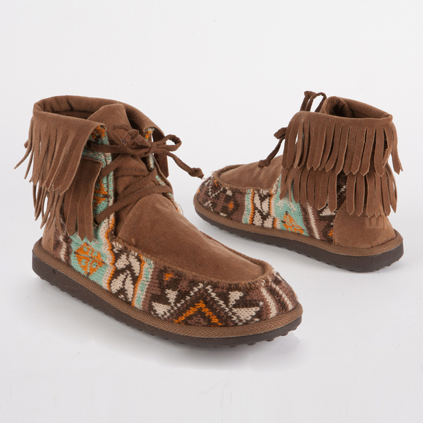 Moccasin Boots For Women
