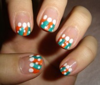 Look Cute with Short nail Designs
