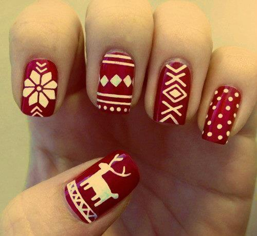 Nail Polish Design Tumblr